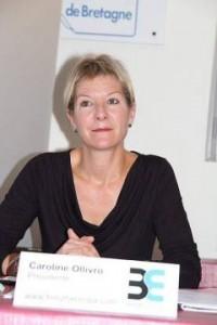 Caroline Ollivro, Présidente de Breizh Europa les expériences démocratiques