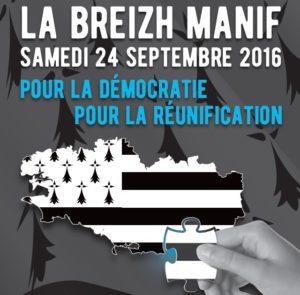 Breizh Manif Breizh Europa