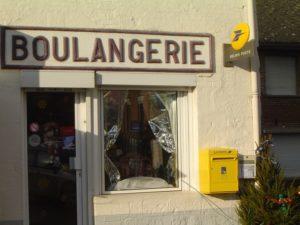 Relais poste bouclier rural Breizh Europa