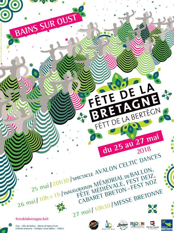 Fête de la Bretagne - Gouel Breizh - Breizh Europa