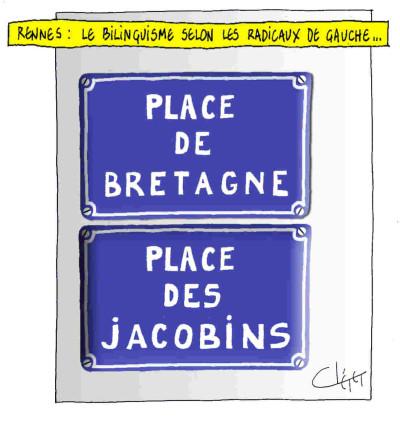 Comment les Radicaux de Gauche voient le bilinguisme à Rennes.