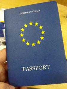 Passeport européen l'isolationnisme américain