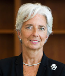 Christine Lagarde Breizh Europa